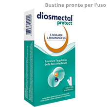 DIOSMECTAL® PROTECT*